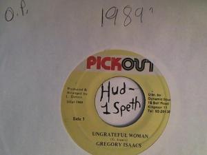 Hud-2 vinyl photos 2362