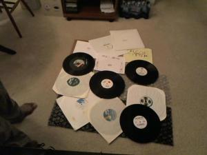 Hud-2 vinyl photos 4147