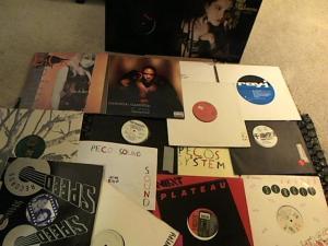 Hud-2 vinyl photos 4500