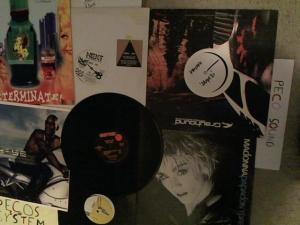 Hud-2 vinyl photos 3368