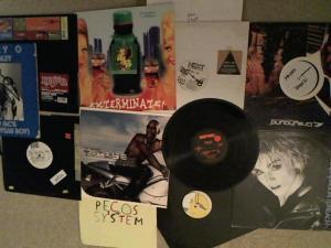 Hud-2 vinyl photos 3380