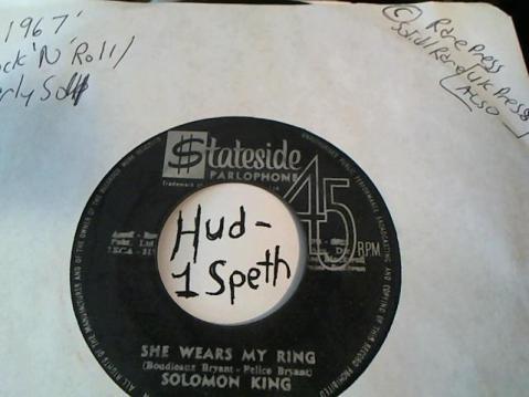 Hud-2 vinyl photos 218