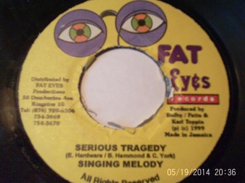 Hud-1 vinyl photos 711