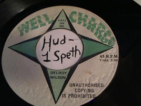 Hud-2 vinyl photos 1945