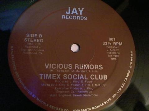 Hud-2 vinyl photos 1955