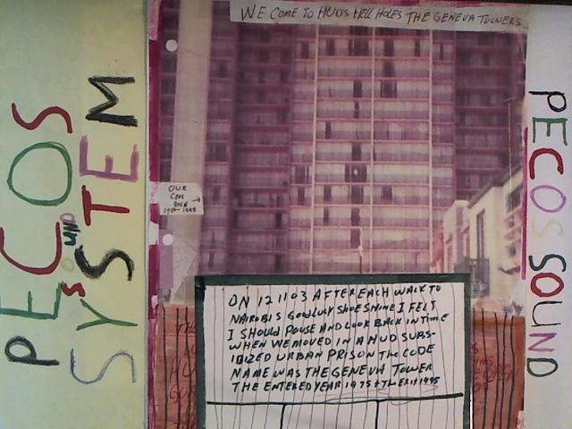 Hud-2 vinyl photos 1987