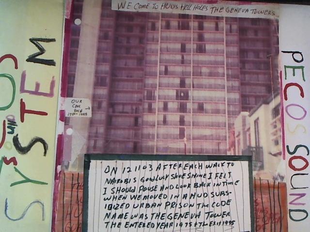 Hud-2 vinyl photos 1988