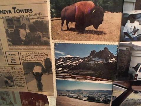 Hud-2 vinyl photos 2014