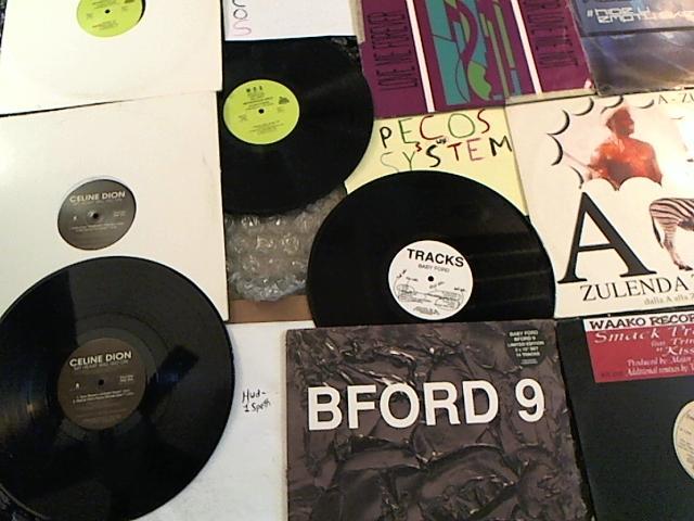 Hud-2 vinyl photos 4787