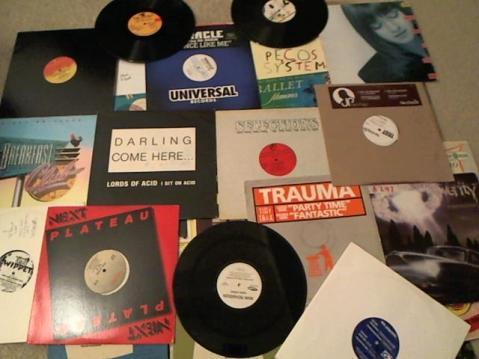 Hud-2 vinyl photos 3496