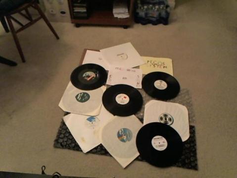 Hud-2 vinyl photos 3535