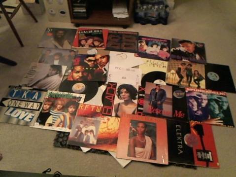 Hud-2 vinyl photos 3537
