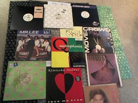 Hud-2 vinyl photos 4735