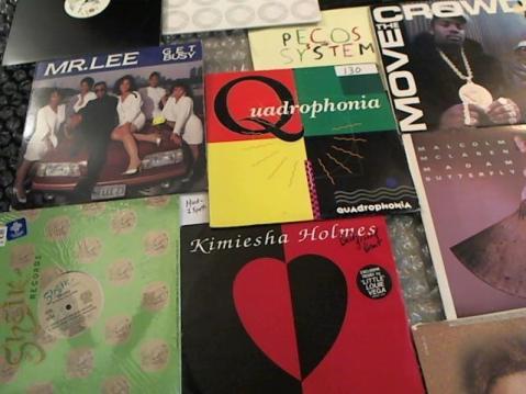 Hud-2 vinyl photos 4737