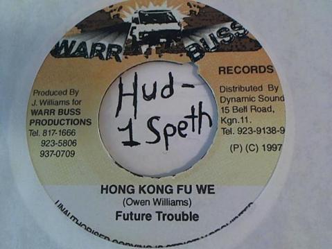 Hud-2 vinyl photos 970