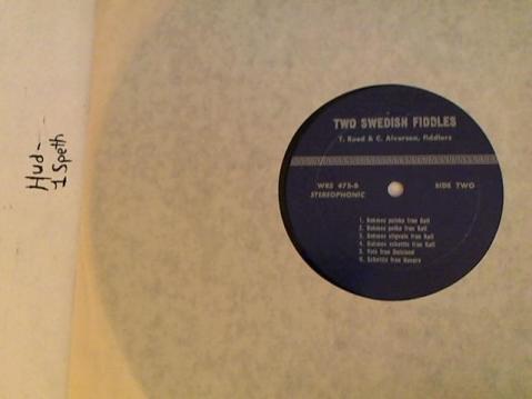 Hud-2 vinyl photos 4114