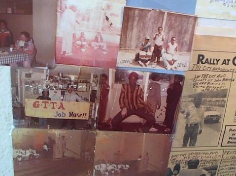 Hud-2 vinyl photos 5338